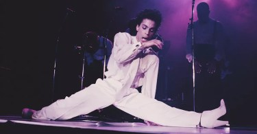 You Won't Find Any Roshe Runs in Prince's Outrageous Footwear Collection