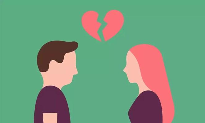 bahasa inggrisnya putus dengan pacar memutuskan pacar