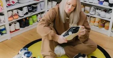 Liz Beecroft Shares Her Biggest eBay Sneaker Shopping Tips