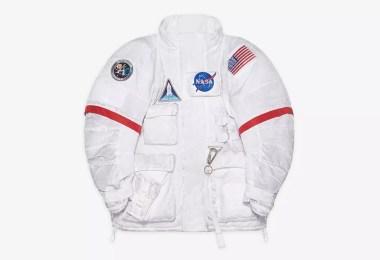 Balenciaga Made NASA's Space Race Look Even Cooler