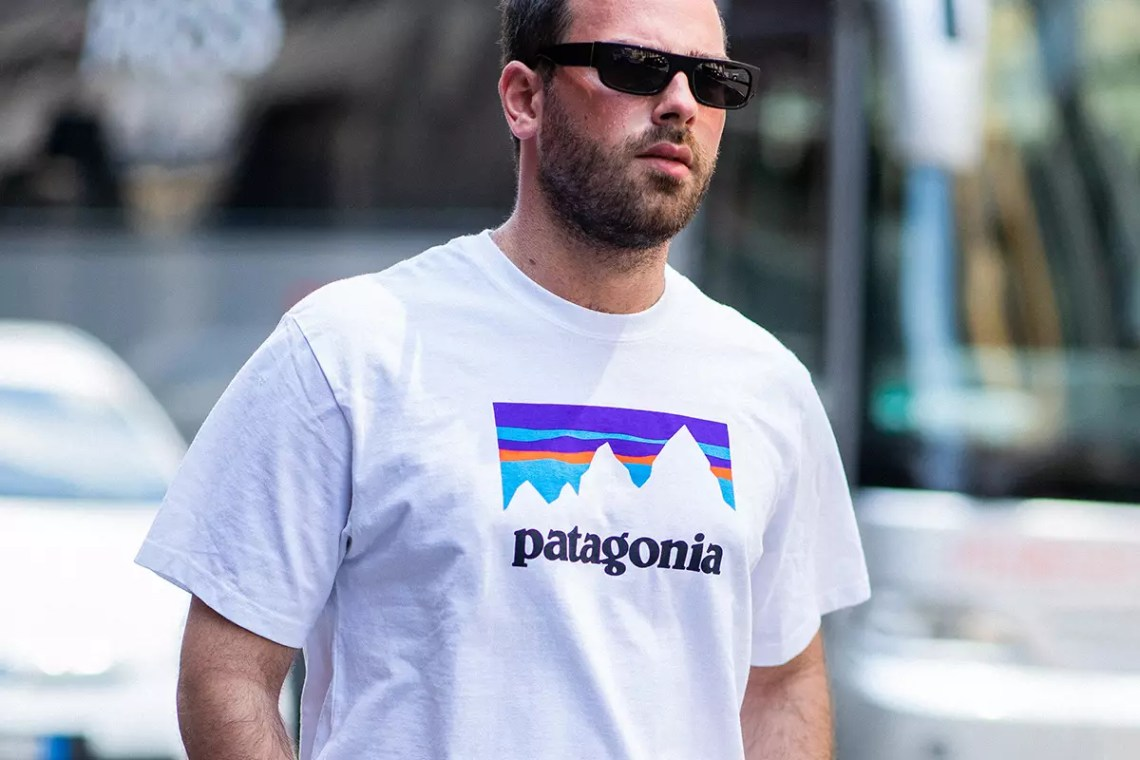 Patagonia Is Dropping Corporate Logos From Its Products
