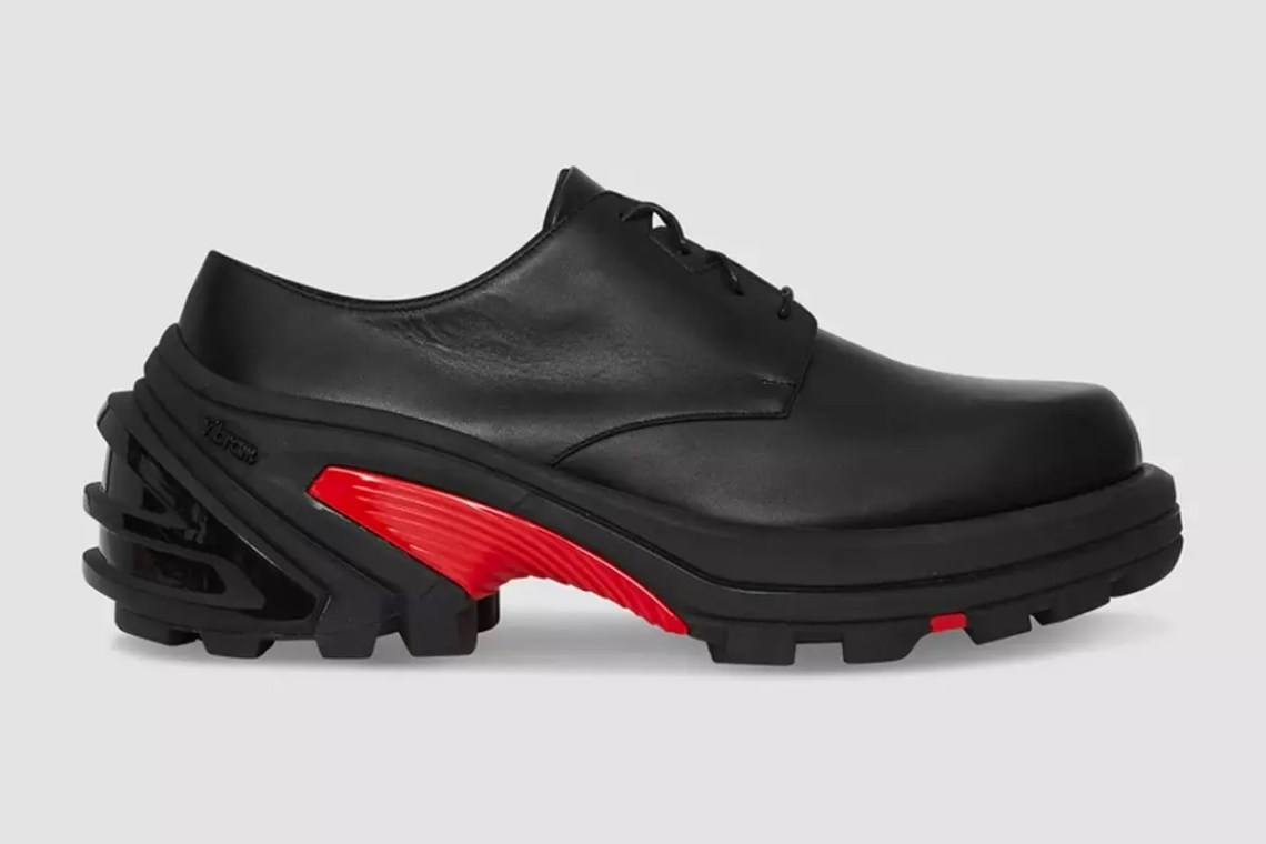 ALYX's World's Heaviest Shoes Are Now Available