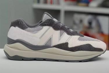 size? Knows Nobody Does Grey Like New Balance