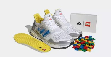 You Can Customize the LEGO x adidas Ultraboost Brick by Brick