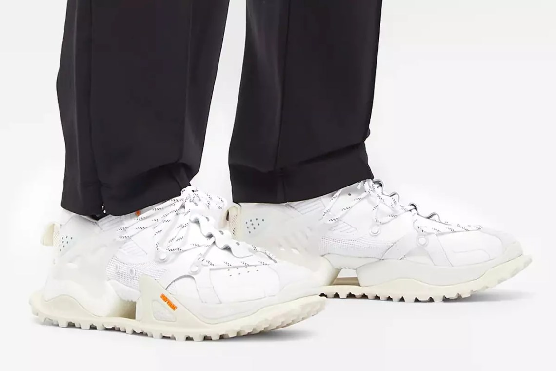 These Sneakers Look Ready for the Apocalypse