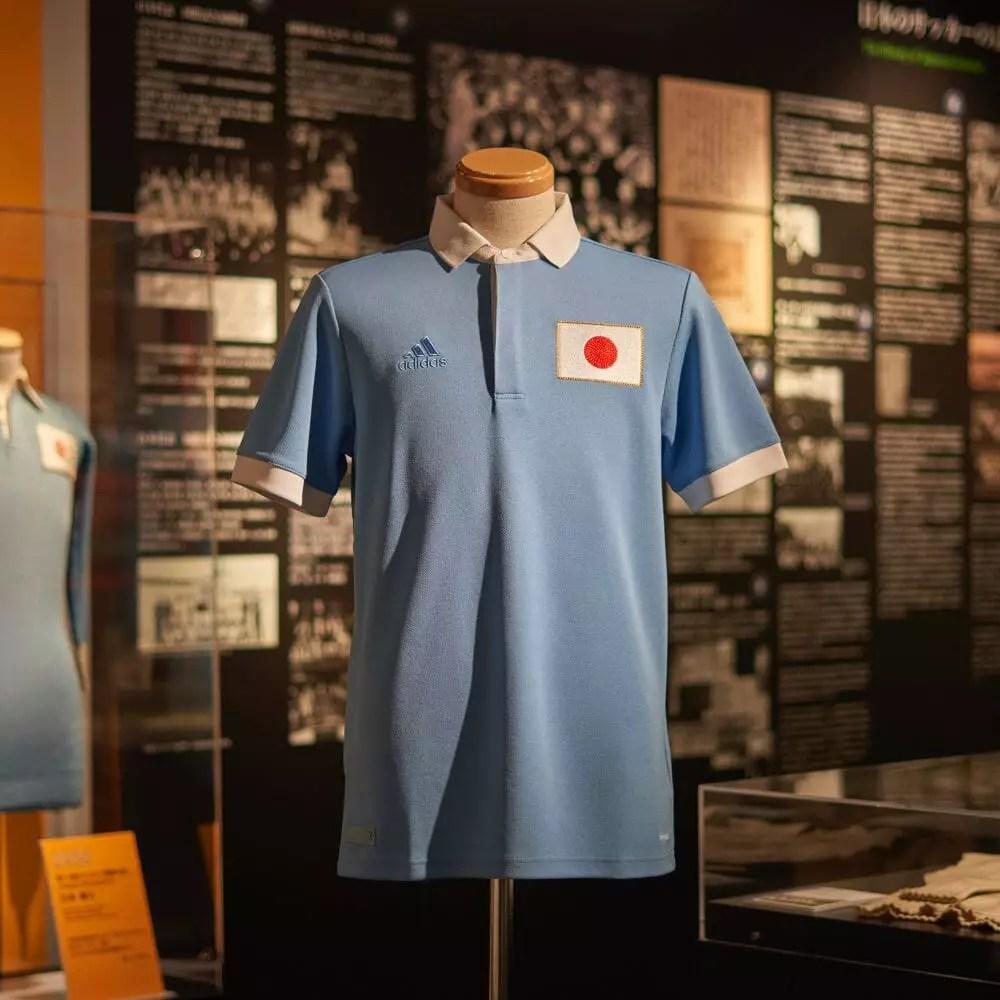 adidas Japan's 100th Anniversary Football Shirt >>>>>>>>>> Literally Every Other Football Shirt