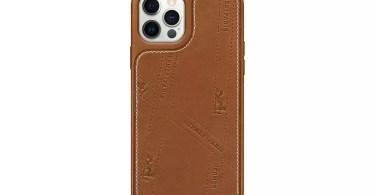 Hermès Unveils Exclusive iPhone 12 Case & AirTag Luggage Tag