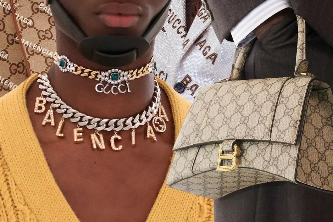 """What On Earth Happened at Gucci's """"Gucciaga"""" Show Today?"""