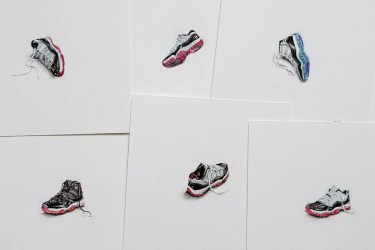 This Book Explores Sneaker Collecting as an Art Form