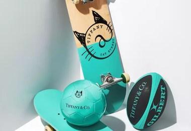 Tiffany & Co.'s Sport Accessories Are Literally Ballin'