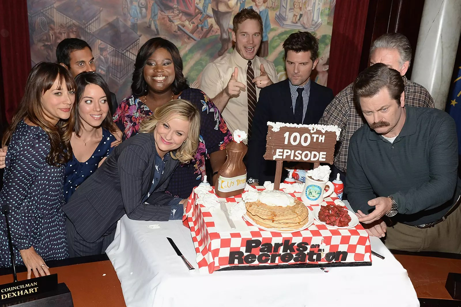 A Parks And Recreation Reunion Special Is On The Way