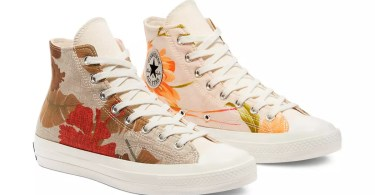 Converse & Beyond Retro Save 7000 Tropical Shirts From the Landfill