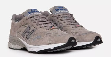 New Balance Made These 920s to Wear on the NYC Subway
