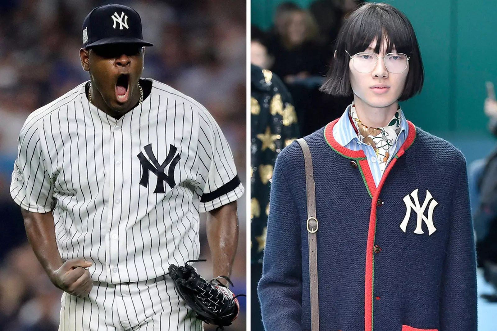 Ny Yankee S How The Insignia Became A Fashion Statement