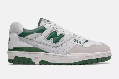 The New Balance 550 Keeps Selling Out But More Colorways Are Coming