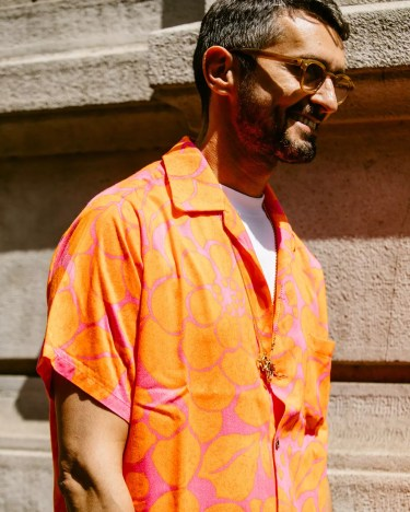 These Silk Shirts Will Add Some Shine to Your Summer Wardrobe