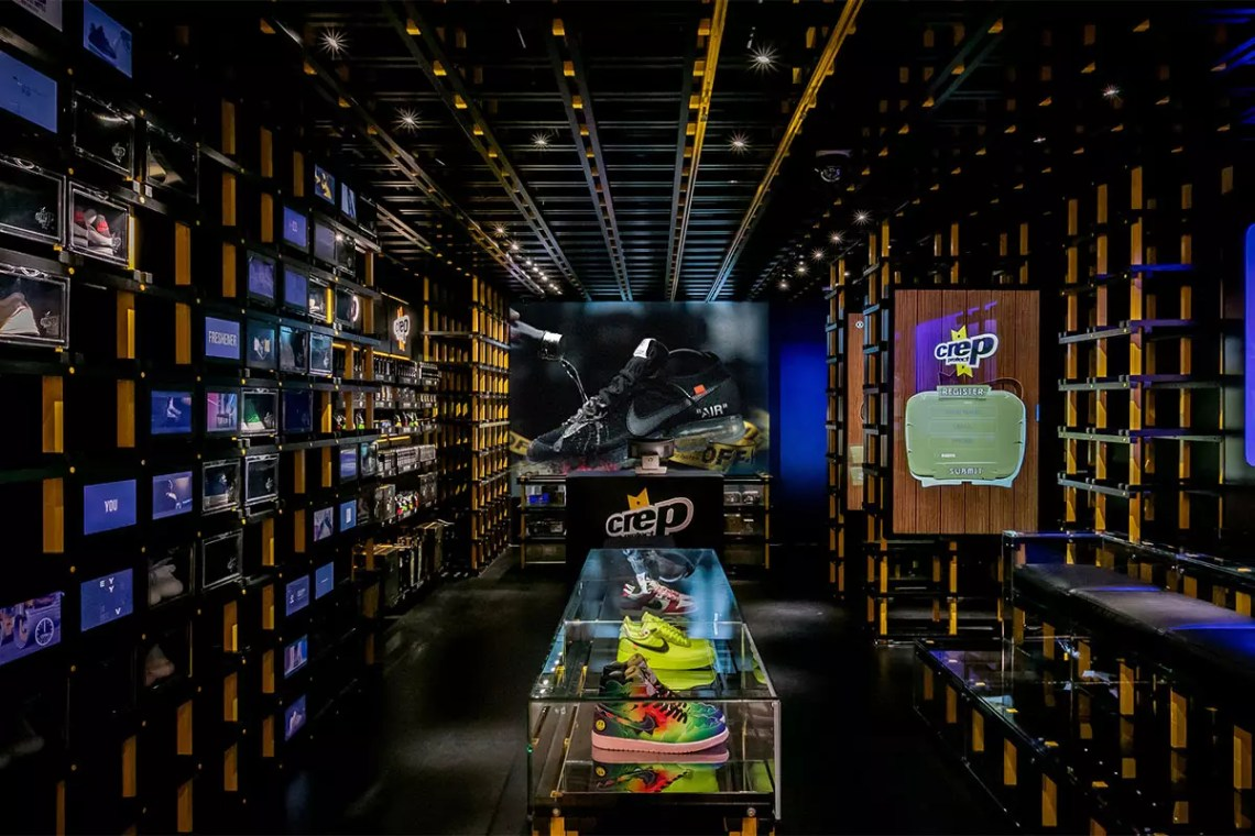 Crep Protect Unveils Its First Store in the World Famous Dubai Mall