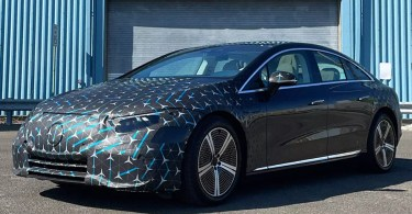We Took An Exclusive Look at the Mercedes EQS