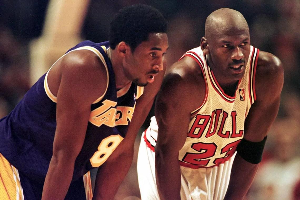 Michael Jordan Will Present Kobe Bryant Into the Basketball Hall of Fame