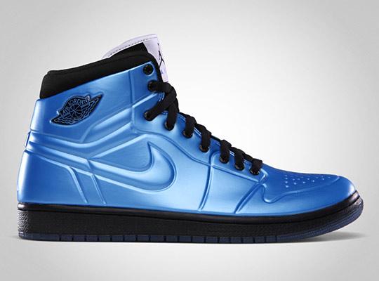 Air Jordan 1 Anonized University Blue Highsnobiety