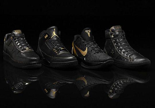 Nike Jordan Converse Black History Month 2011 Pack