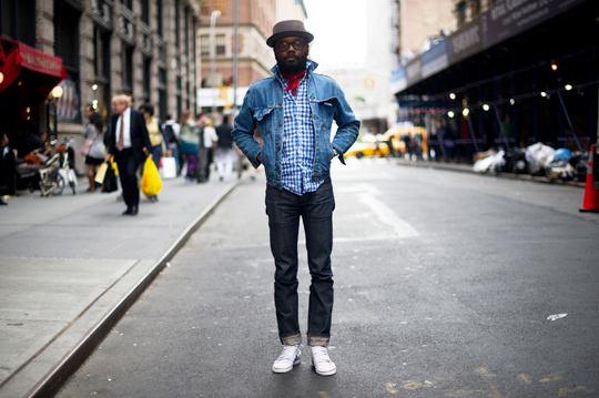 Image result for layering fashion menswear with a denim jacket