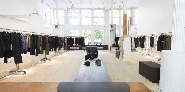 DRKSHDW Ephemere New York Store Now Open Highsnobiety