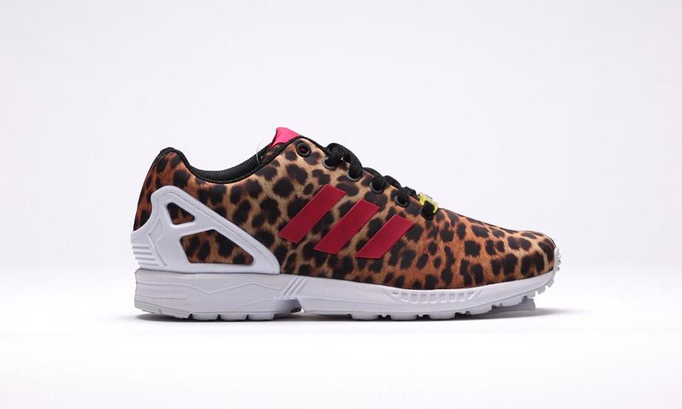 Adidas ZX Flux W Leopard Highsnobiety