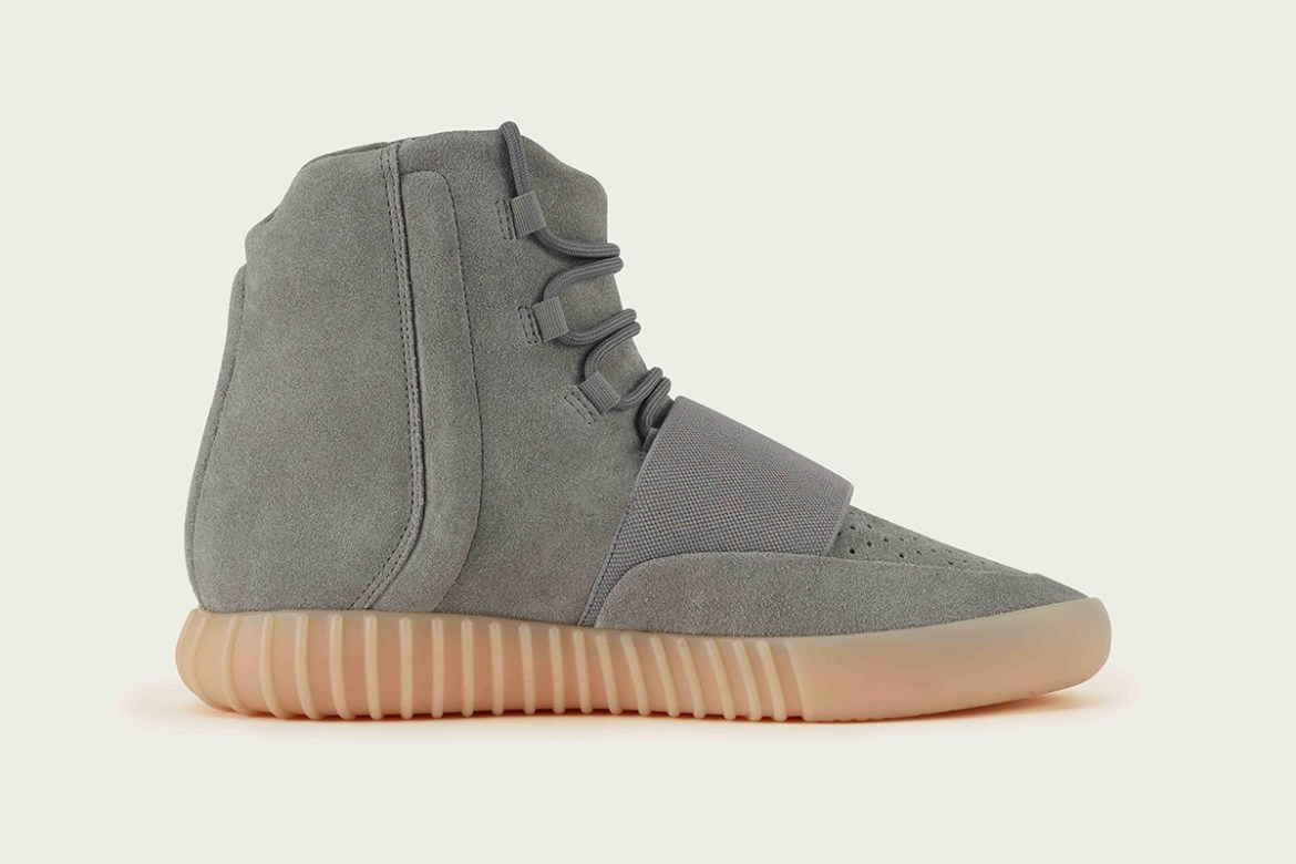 adidas YEEZY Boost 750 Gris / Gomme
