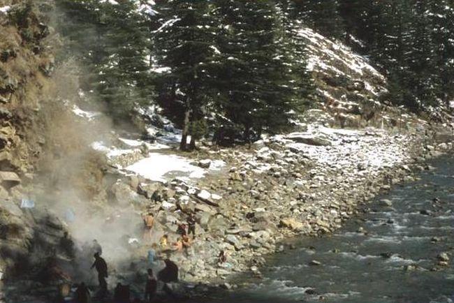 Kasol Hot Water Springs