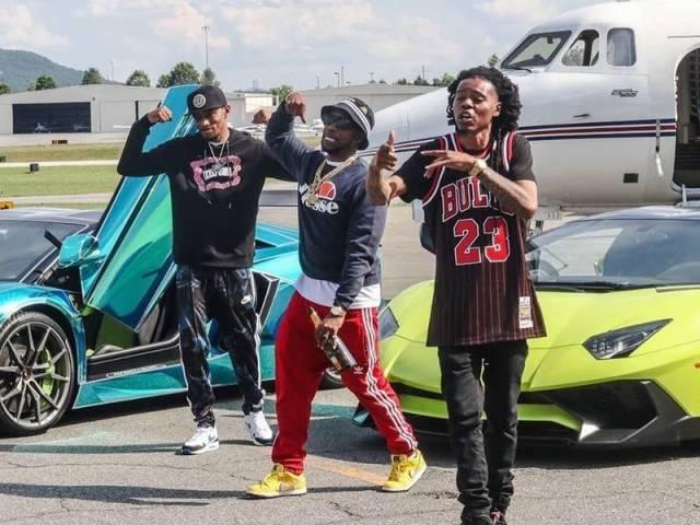 "Curren$y, Trademark Da Skydiver & Young Roddy Reunite For ""Plan Of Attack"" Album"