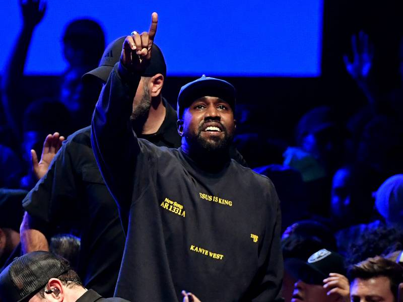 Kanye West Threatens To Change His Name To Christian Genius Billionaire Kanye West