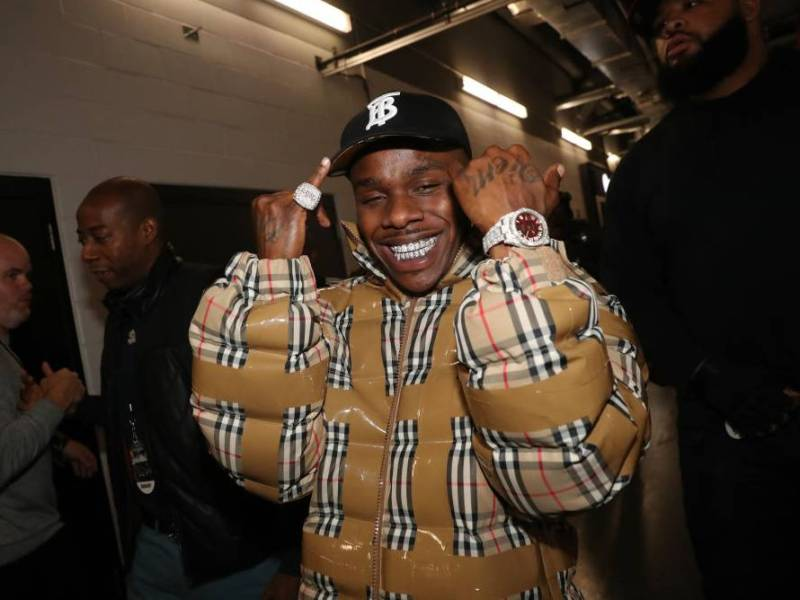 DaBaby Reportedly Settles Extortion Lawsuit With Model