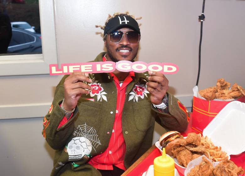 Future's Baby Mama Reportedly Wants To Wax Him For $53K A Month In Child Support