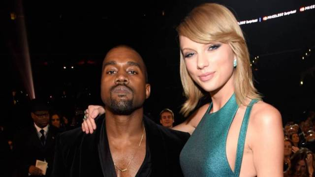 Taylor Swift Fans Are Convinced Kanye West Got Dissed On 'Folklore' Album
