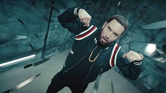 Director Cole Bennett Reveals Eminem Had Rookie Hunger On 'Godzilla' Video Set