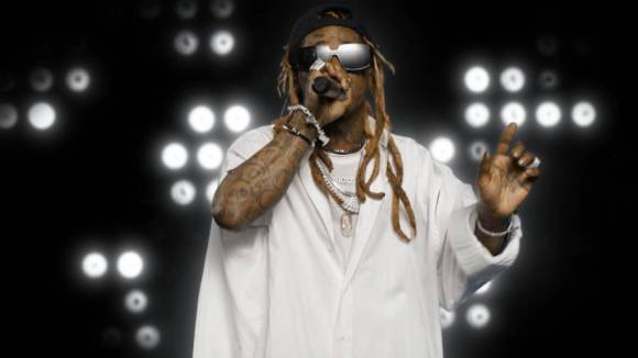Lil Wayne Proudly Posts His Lookalike Son With Lauren London Learning 'We Paid' Lyrics