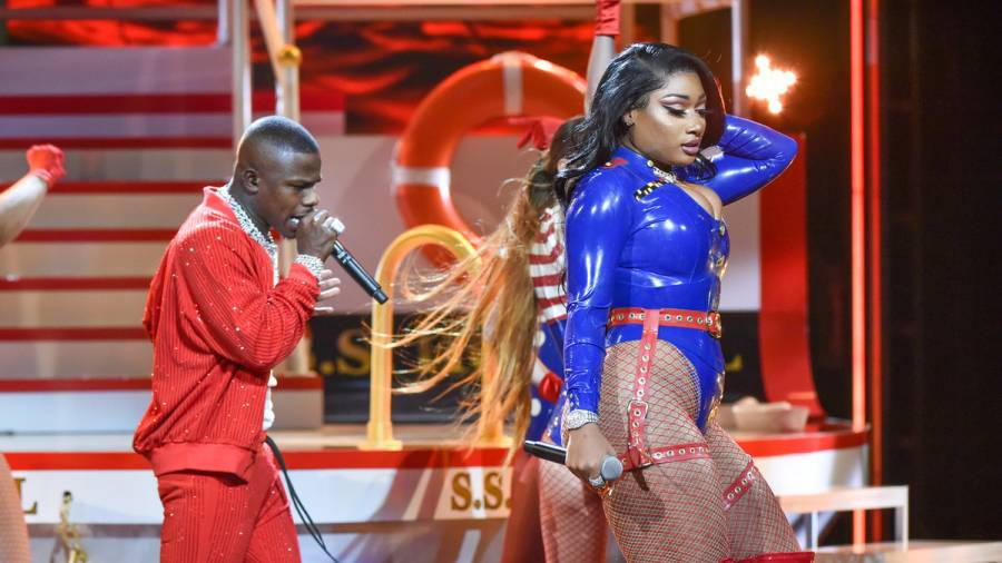 DaBaby & Megan Thee Stallion Both Drop Clothing Lines Amid Soured Relationship