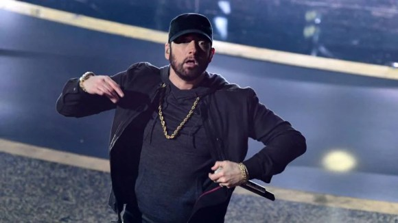 Eminem & Nick Cannon's Beef Is Over According To KXNG Crooked & Royce Da 5'9