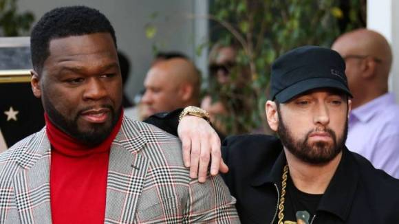 Eminem Gets Instagram Love From 50 Cent, Snoop Dogg & Royce Da 5'9 For His 48th Birthday