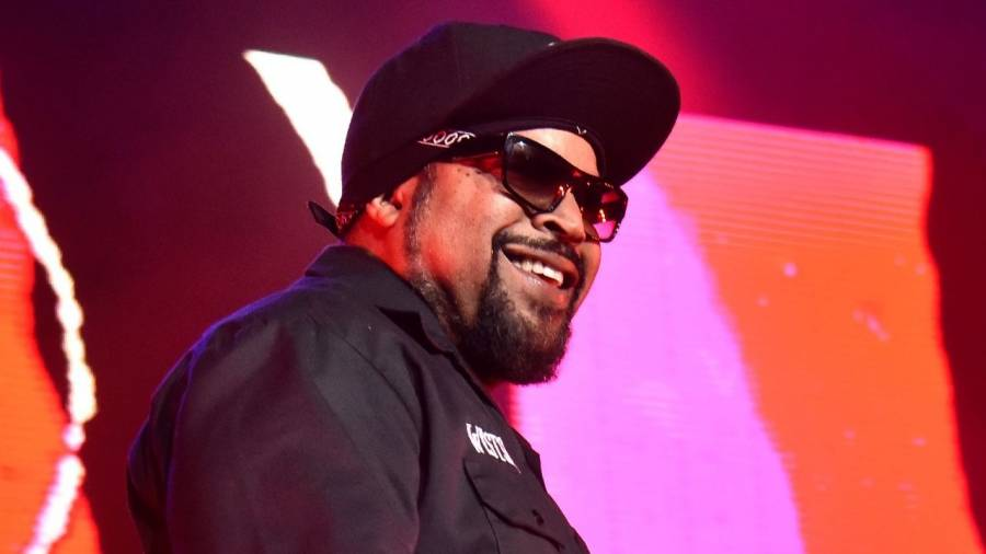 Ice Cube Donates Thousands Of Masks As Pfizer CEO Issues New Variant Warning