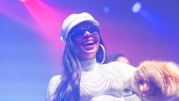 Ashanti Declares Herself 'COVID Free' Ahead Of Verzuz Celebration With Keyshia Cole
