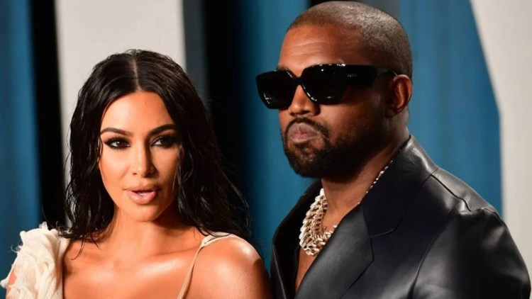 Kanye West Reportedly Changed His Phone Number & Cut Off Communication With Kim Kardashian
