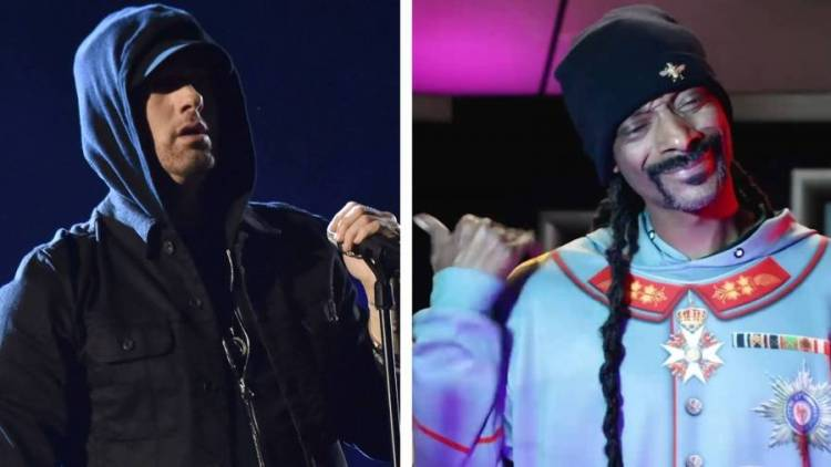 Snoop Dogg Is Still Salty Eminem Rejected A Feature — According To Tha Dogg Pound's Daz Dillinger