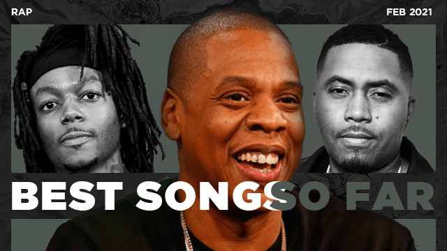 The Best Rap Songs of 2021 ...(so far)