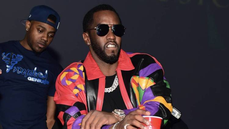 Diddy Sparks Up For 'Fuck It Friday' While Bumping Bob Marley: 'Fuck All The Negativity & Anxiety'