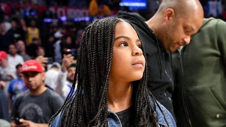 JAY-Z & Beyoncé's Daughter Blue Ivy Big Flexes Her Grammy Award With Straw Sip