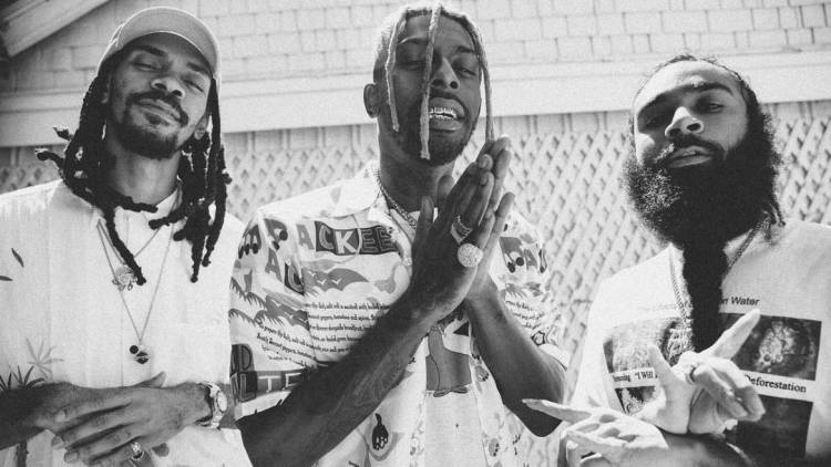 Flatbush Zombies Live Out A Childhood Dream With Action Figure Collab