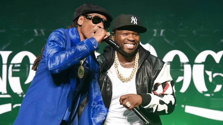 50 Cent & Snoop Dogg To Have 'P.I.M.P.' Reunion Through STARZ 'Black Mafia Family' Series
