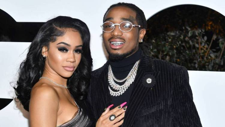 Quavo Reportedly Denies Physically Abusing Saweetie During Their Relationship